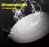 """4 """" 6 """" das wasserdichte LED Panel-vertiefte runde Deckenverkleidung eingehangenes Licht mit 3 Garantie-Jahren"""