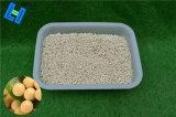 Litera de gato del queso de soja de la naturaleza con control del grupo y del olor