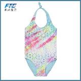 다채로운 소녀 수영복 아이 한 조각 작풍 수영복 섹시한 비키니 아이