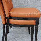 Гостиница красной ткани Rose мягкая обедая мебель (YC-F009-02)