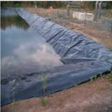 Charca de pescados negra del HDPE Geomembrane