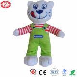 Cat Toy Brandnew di Pribinacek con Suspender Cute Stuffed Plush Toy