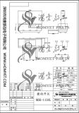 3 Pin SMD 유형 활주 스위치 (MSK-1138L)