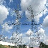Riga di trasporto di energia ad alta tensione della torretta d'acciaio torretta dell'acciaio di angolo