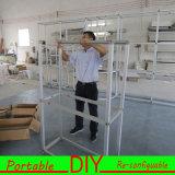 بناء يعلن ألومنيوم قابل للاستعمال تكرارا معرض عرض