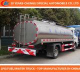 Dongfeng 8cbm Milk Tank Truck