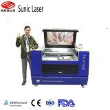고무, 화강암, 대리석, 유리를 위한 80W 100W 이산화탄소 Laser 조판공 Laser 절단기