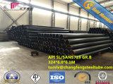 JIS G3452/API 5L/ASTM A53 GR. Tubos de acero de carbón de B ERW/HFW