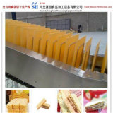 Di Saiheng cialda piana automatica della macchina del biscotto della cialda in pieno che fa macchina