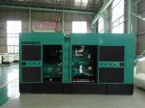 Tipo silencioso famoso generador diesel (GDD250*S) del motor 200kw/250kVA de Deutz