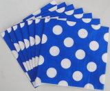 Nuevas servilletas de papel disponibles diseñadas de LFGB para la boda