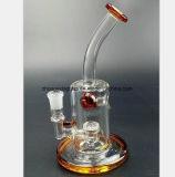 7.87-duim de Rokende Pijp van het Glas van de Terugwinning van de Olie van de Filter van de Pijp van het Glas