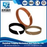 Tecido de vedação hidráulica de resina fenólica tiras de guia para Escavadoras
