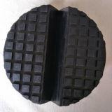 Blocchetto solido del rilievo di gomma con la piccola scanalatura per il carrello dell'automobile