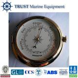 Brass Barometer Termômetro Higrômetro Clock Industrial Thermometer