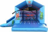 Mini Bouncer gonfiabile combinato per i capretti