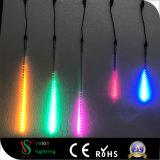 Lumières utilisées extérieures imperméables à l'eau de Starfall de Noël