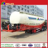 60 Cbm 60 toneladas de cimento Silo tanque petroleiro Navio semi reboque sobre Promoção