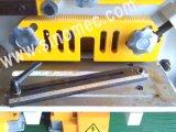 Monteurs de charpentes métalliques la machine Q35Y-30