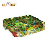 Chambre et glissière d'intérieur de jeu de jeux de jeu d'enfants
