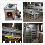Cadena de producción del tablero de madera aglomerada/línea del conglomerado/instalación de producción de la partícula