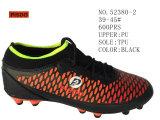 Drie Schoenen van de Mensen van de Voetbalschoenen van Kleuren Pu