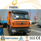 RhdのBeiben Ng80 6X4 340HP Dump Truck Tipper
