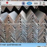 Barra de ángulo de acero, hierro de Ange, pedazo del ángulo del acero suave con ASTM estándar, AISI, En, estruendo, JIS, GB