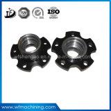 ステンレス鋼のOEMのフライス盤の精密CNCの機械化