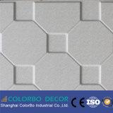 El nuevo panel de pared del MDF de la decoración interior del diseño 3D