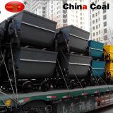Venda quente! Cubeta Kfu1.0-6 que derruba o carro de mineração com certificação do Ce