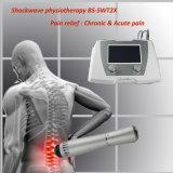 De Therapie van de Schokgolf van Extracprporeal van de Machine van de Drukgolf van Eswt Voor Tenniselleboog ZijEpicondylitis