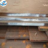 Placa de grande resistência laminada a alta temperatura do desgaste da bomba concreta