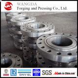 Bride de la norme ANSI B16.5 ASTM A106 gr. B W/N