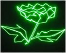 خضراء مرحلة ليزر عرض نظامة لأنّ ديسكو ناد