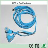 écouteurs stéréo mini bon marché pour les fichiers MP3 MP4 (K-610M)