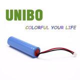 batería de ion de litio recargable 3.7V2200mAh 18650