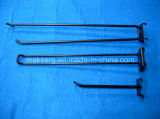 ODM d'OEM convenable de bride de fixation de fil de crochet de fil de système peint par SRI