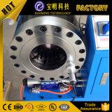 Machine sertissante de durites d'usine d'embout d'Assemblée de boyau hydraulique automatique de la CE