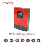 セリウムのRoHS MPPTの太陽電池パネルのパワー系統12V 24V 48Vは電圧60A MPPT LCD表示が付いている太陽料金のコントローラを評価した