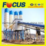 60m3/H, 90m3/H, 120m3/H, 180m3/H Centrale un Beton, impianto di miscelazione d'ammucchiamento/del calcestruzzo con il nastro trasportatore