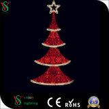 クリスマスのそりライト空想LEDの装飾