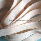 Nastro elastico tessuto Spandex di nylon leggero