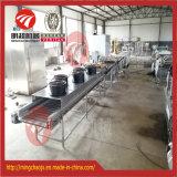 A produção de refrigeração de alimentos vegetais de sopro de ar da máquina de refrigeração