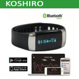 Smart Wearable bracelete de relógio Bluetooth