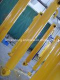 3-45 톤 굴착기 송유관을%s 가진 유압 물통 실린더 팔 실린더 붐 실린더
