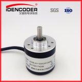 Type e40h8-5000-3-t-24, Stevige Schacht 8mm 5000PPR van Sensor van Autonics, 24V Stijgende Optische Roterende Codeur