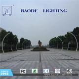 luz de rua solar da bateria de lítio 100W de 9m