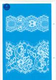 Eyelash rendas para vestuário/capa/sapatos/saco/Caso J026 (largura: 4,5cm-23cm)