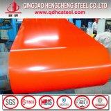 Крен листа Ral 7035 Pre покрашенный гальванизированный стальной PPGI
